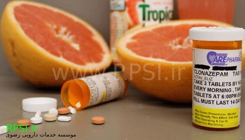 Drug Interactions with Grapefruit Juice