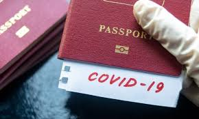"""Immunity passports"" in the context of COVID-19"