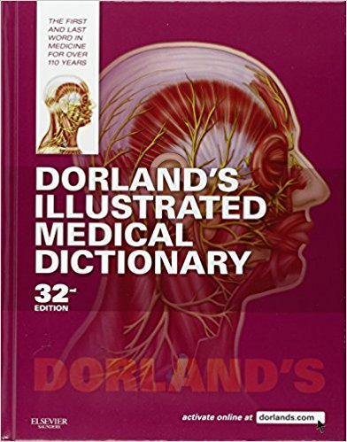 دیکشنری پزشکی Dorland's Illustrated Medical Dictionary